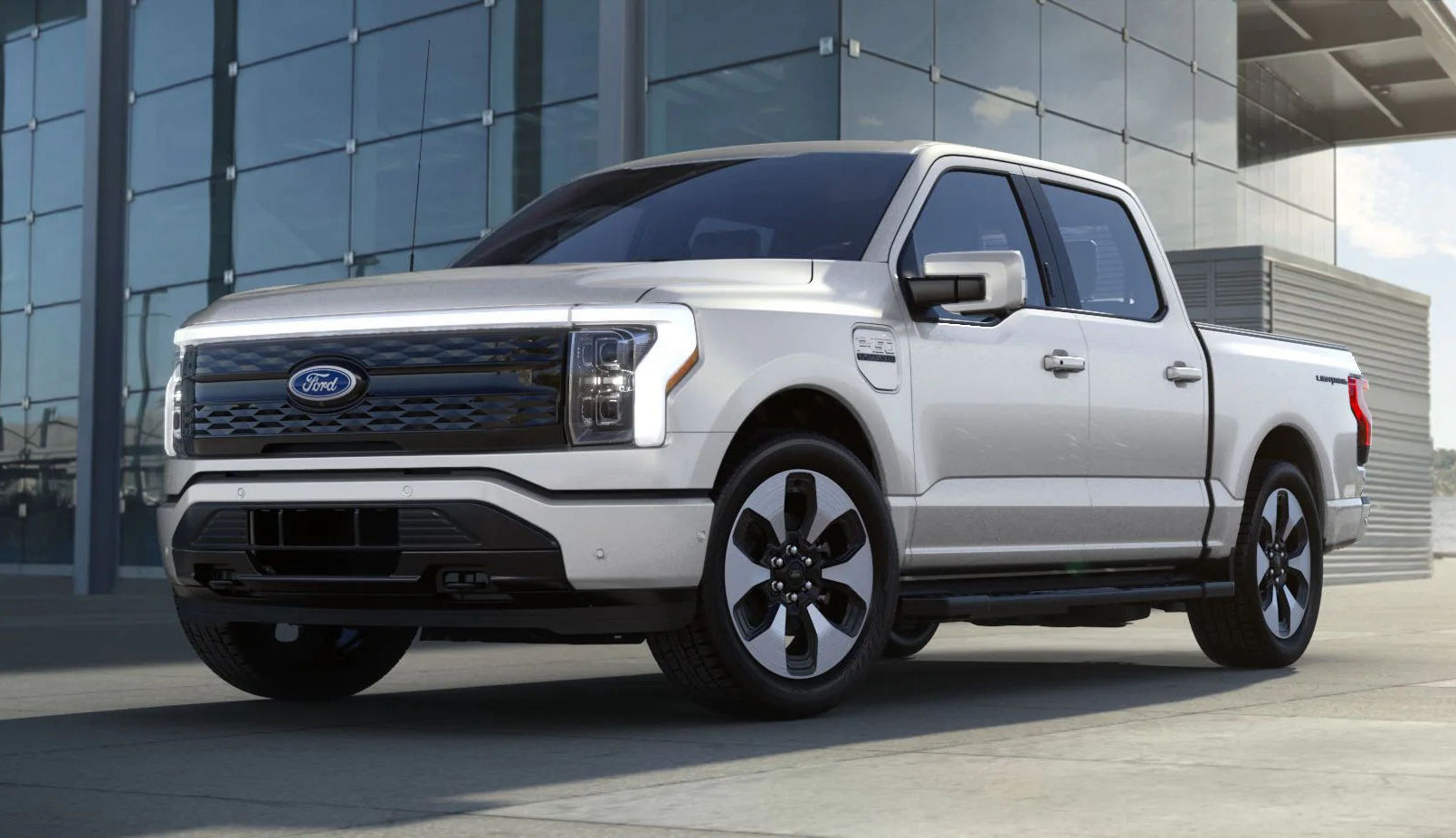 electric F-150 Lightning carves out new territory